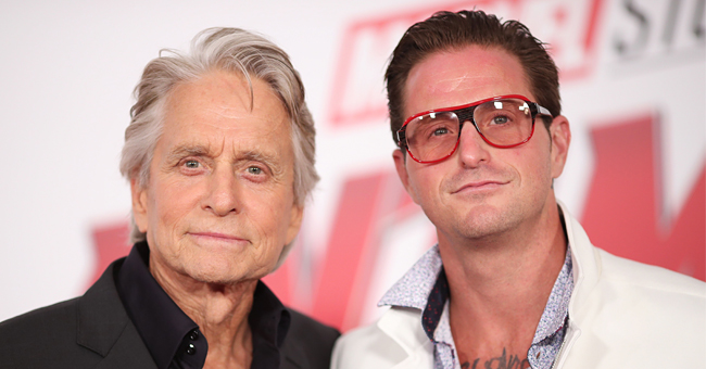 Michael Douglas' Son Shares a Video with 'Angel' Daughter Near the Ocean