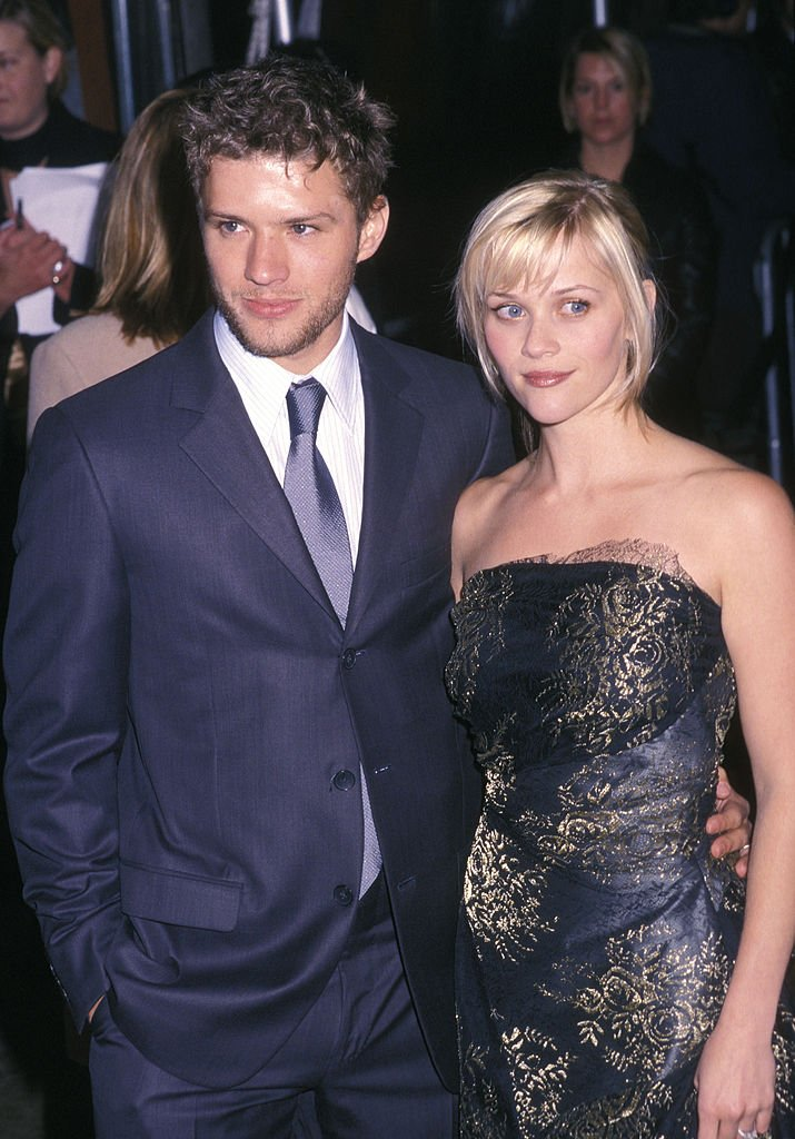 Actor Ryan Phillippe and actress Reese Witherspoon attend 'The Importance of Being Earnest' New York City Premiere on May 13, 2002 | Photo: Getty Images