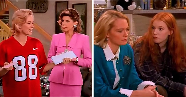 Cybill Shepherd and Other Main Cast Members of 'Cybill' 25 Years after the Show's 1st Episode Aired