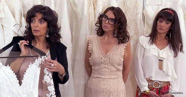 La robe de ma vie: l'attitude froissante de la future épouse Jessica scandalise les vendeuses