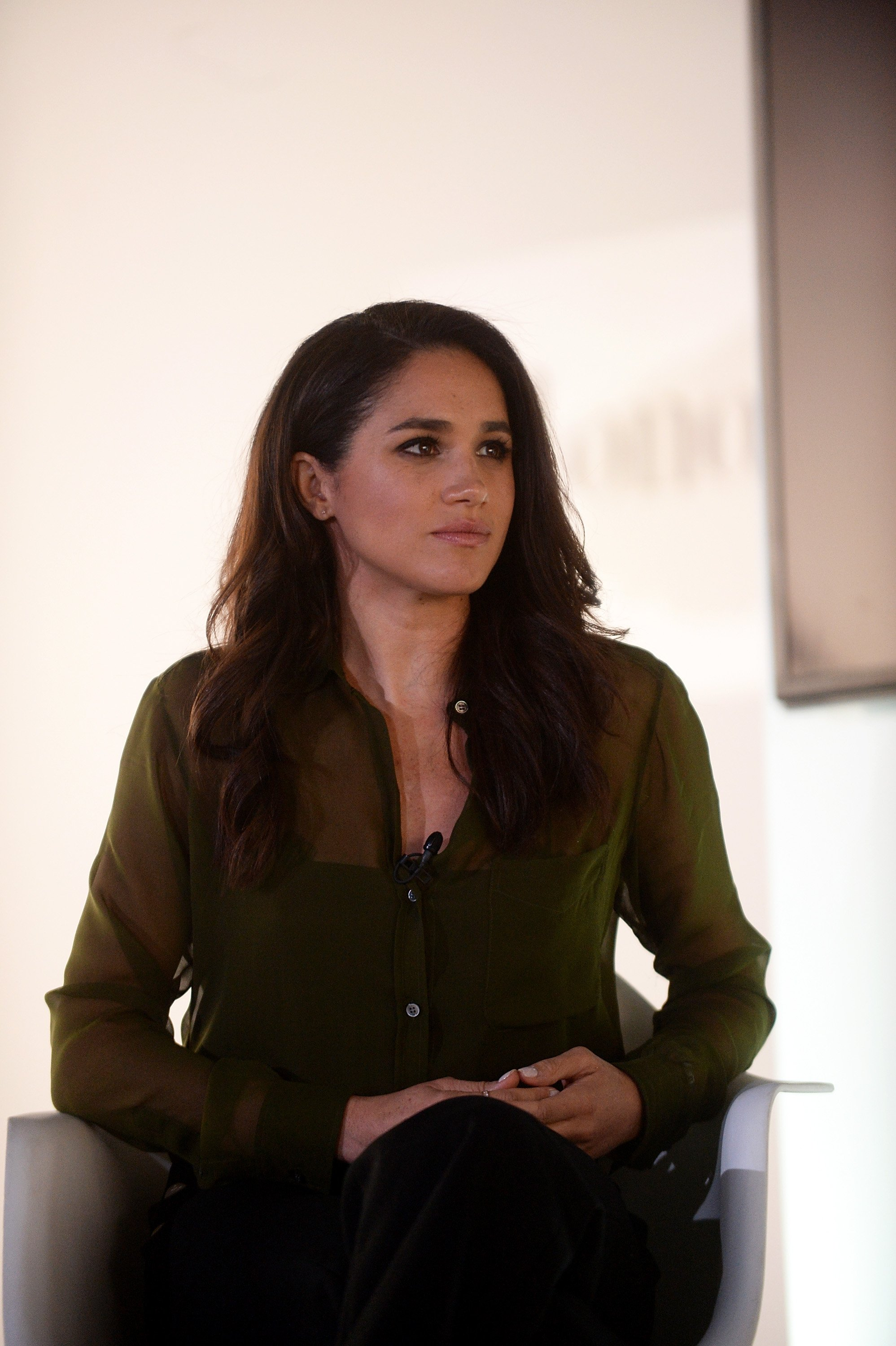Meghan Markle attends REEBOK #HonorYourDays at Reebok Headquarters on April 28, 2016 in Canton, Massachusetts | Photo: Getty Images