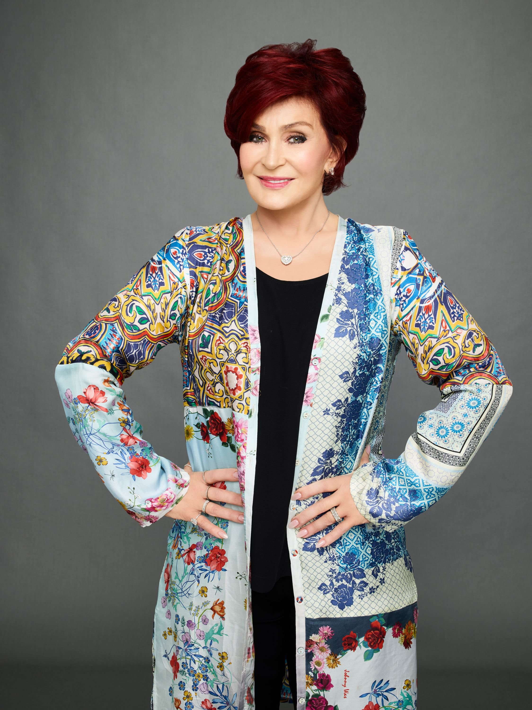Sharon Osbourne at Season 9 of the Emmy Award-winning show THE TALK Premieres on Monday, September 10, 2018 | Photo:Getty Images