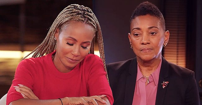 Jada Pinkett-Smith Opens up about Relationship with Tupac during Chat with Robin Crawford on 'Red Table Talk'