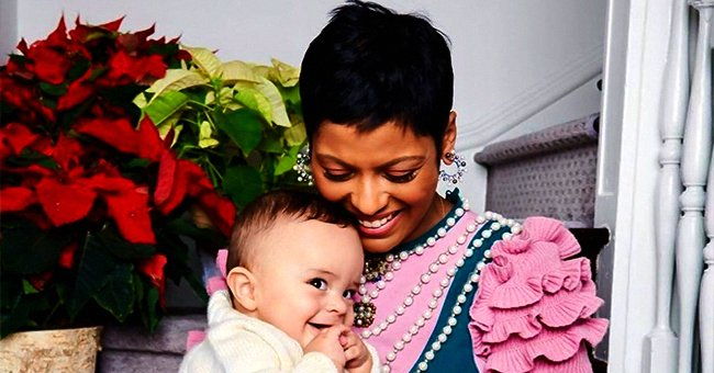 Tamron Hall of 'Today' Reveals Her Son  Moses Loves Music and Laughing on His 11-Month Birthday Post