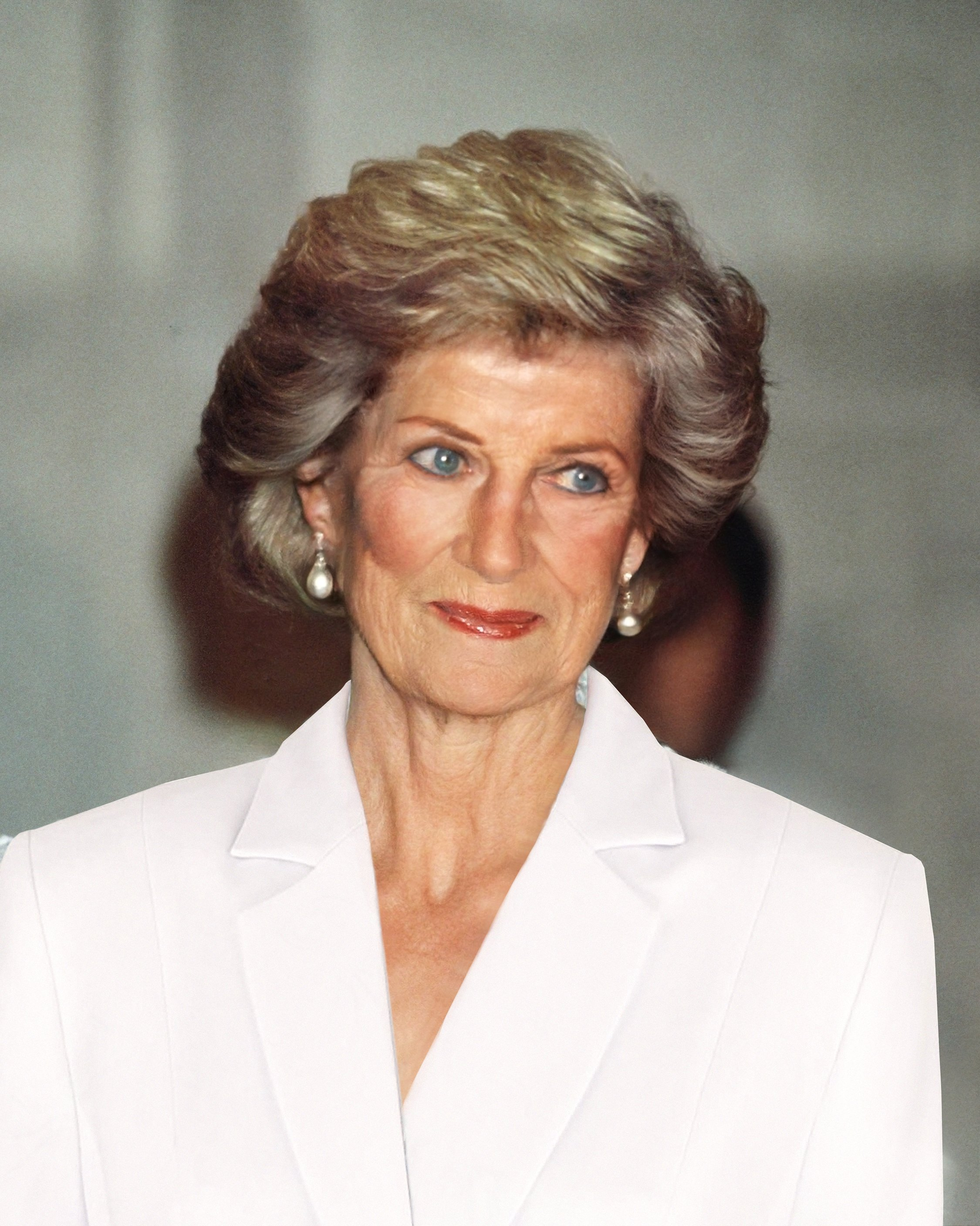Approximation of what Princess Diana would have looked like at 59 | Source: Getty Images