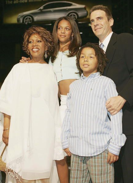 Alfre Woodard, Roderick Spencer, and their children Mavis and Duncan | Source: Getty Images/GlobalImagesUkraine