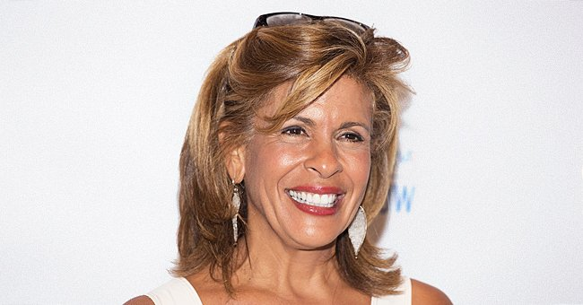 See How Big Hoda Kotb's Daughter Haley Is Getting in This Sweet Video, as She Rides Her Bike