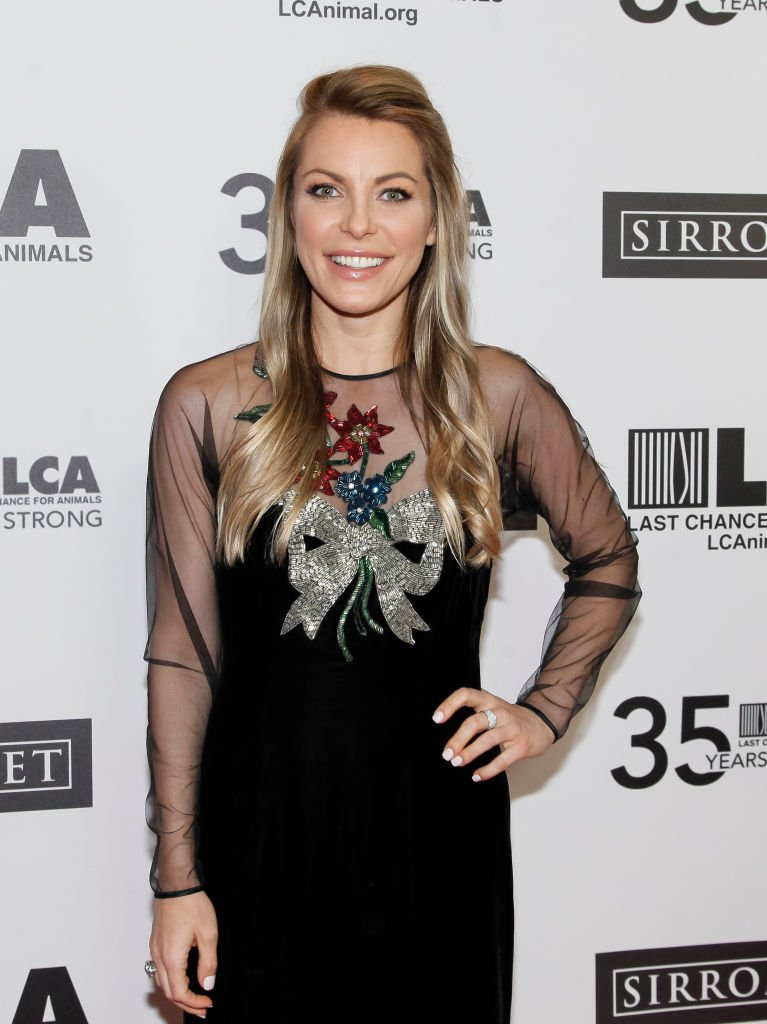 Crystal Hefner pictured at the Last Chance for Animals' 35th anniversary gala, 2011, Beverly Hills, California.   Photo: Getty Images
