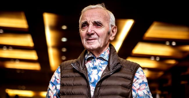 L'héritage de Charles Aznavour : ses fils discutent d'un projet en hommage à leur père