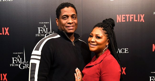 Trina Braxton from 'Braxton Family Values' Gushes over Her 2nd Marriage & Husband Von Scales