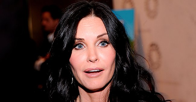 Courteney Cox of 'Friends' Fame Reacts to Fans Who Mistook Her for Caitlyn Jenner