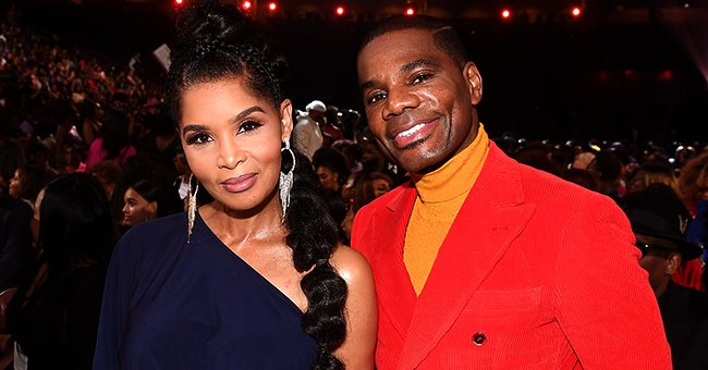 Kirk Franklin Reveals He & Wife Tammy Will Soon Become Grandparents as He Shares Photo of Daughter Carrington and Her Husband