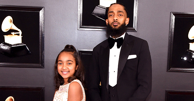 Nipsey Hussle's Daughter, 10, Graduates & Pays Tribute to Late Dad in Speech