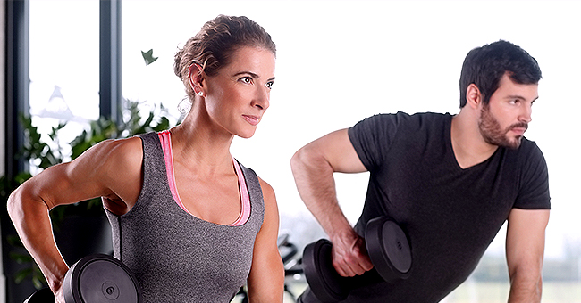 Daily Joke: Man Keeps an Exercise Diary after Wife Gifts Him Private Lessons at a Health Club