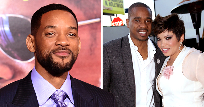 Actor Will Smith Reportedly Dragged into $2M Divorce Battle between Duane Martin & Tisha Campbell