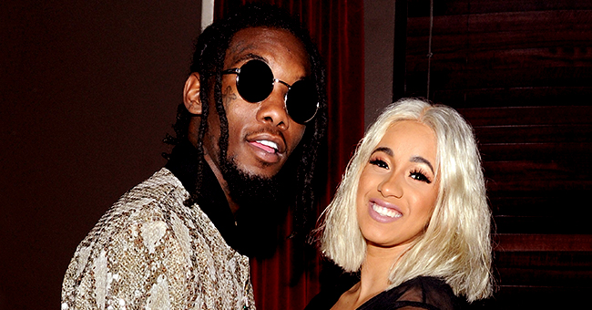 Cardi B Bursts into Tears as Offset Gifts Her Huge Heart-Shaped Diamond Ring for 27th Birthday