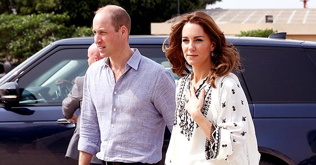 Kate Middleton et le prince William : leur avion pris dans un orage au-dessus du Pakistan