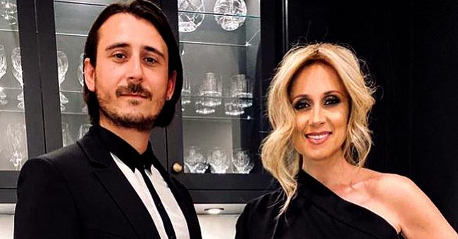 Lara Fabian émerveille ses fans avec une photo de couple, vêtue d'une robe noire