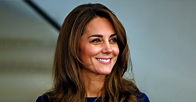 Kate Middleton Wears Stunning Blue Dress to Meet Grenfell Tower and Terror Attack Victims during Charity Launch