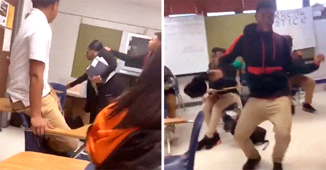 Student Embarrasses Teacher by Snatching Wig off Her Head in Front of the Class (Video)