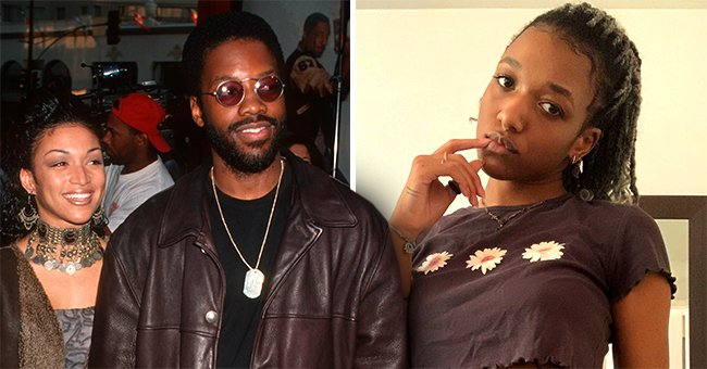 Kadeem Hardison and Chanté Moore's Daughter Sophia Looks All Grown up in a New Photo
