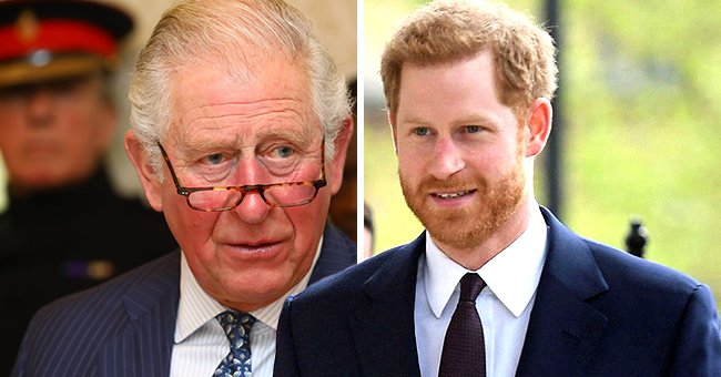 Us Weekly: Prince Charles Waits for Strong Feelings to Settle Down before Responding to Harry
