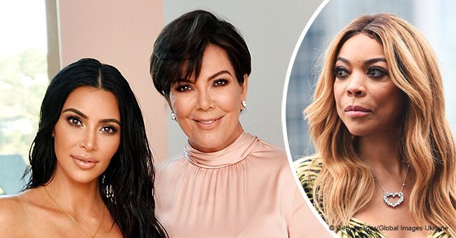 Kris Jenner & Kim K. snaps as they allegedly take drastic action after Wendy Williams dissed Rob