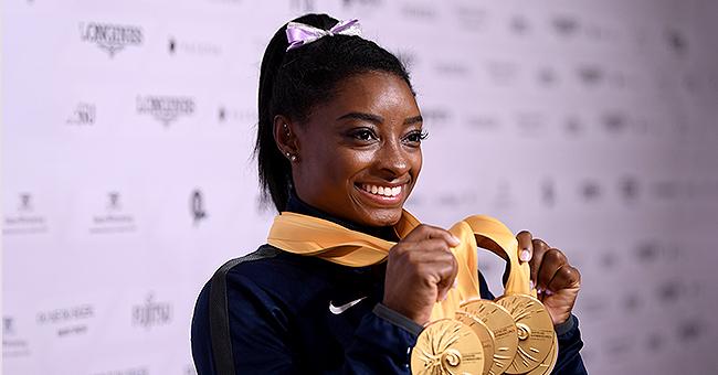 Olympic Gymnast Simone Biles Celebrates Her Boyfriend on His Birthday: 'Man of My Dreams'