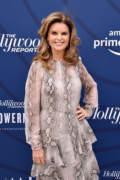 Maria Shriver attends The Hollywood Reporter's Empowerment In Entertainment Event 2019 at Milk Studios on April 30, 2019 in Los Angeles, California | Photo: Getty Images