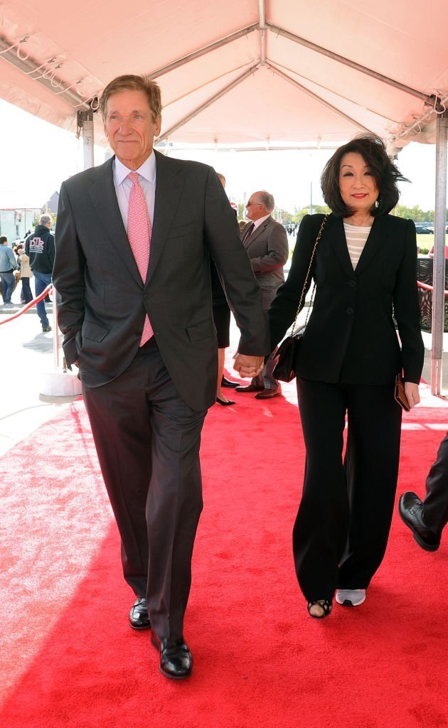 Maury Povich and Connie Chung attend the 2017 New Jersey Hall Of Fame Induction Ceremony at Asbury Park Convention Center  | Getty Images