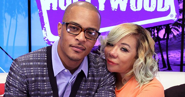 T.I. & Tiny's Daughter Heiress Is the Perfect Mix of Her Parents as She Poses In a Cute Floral Dress