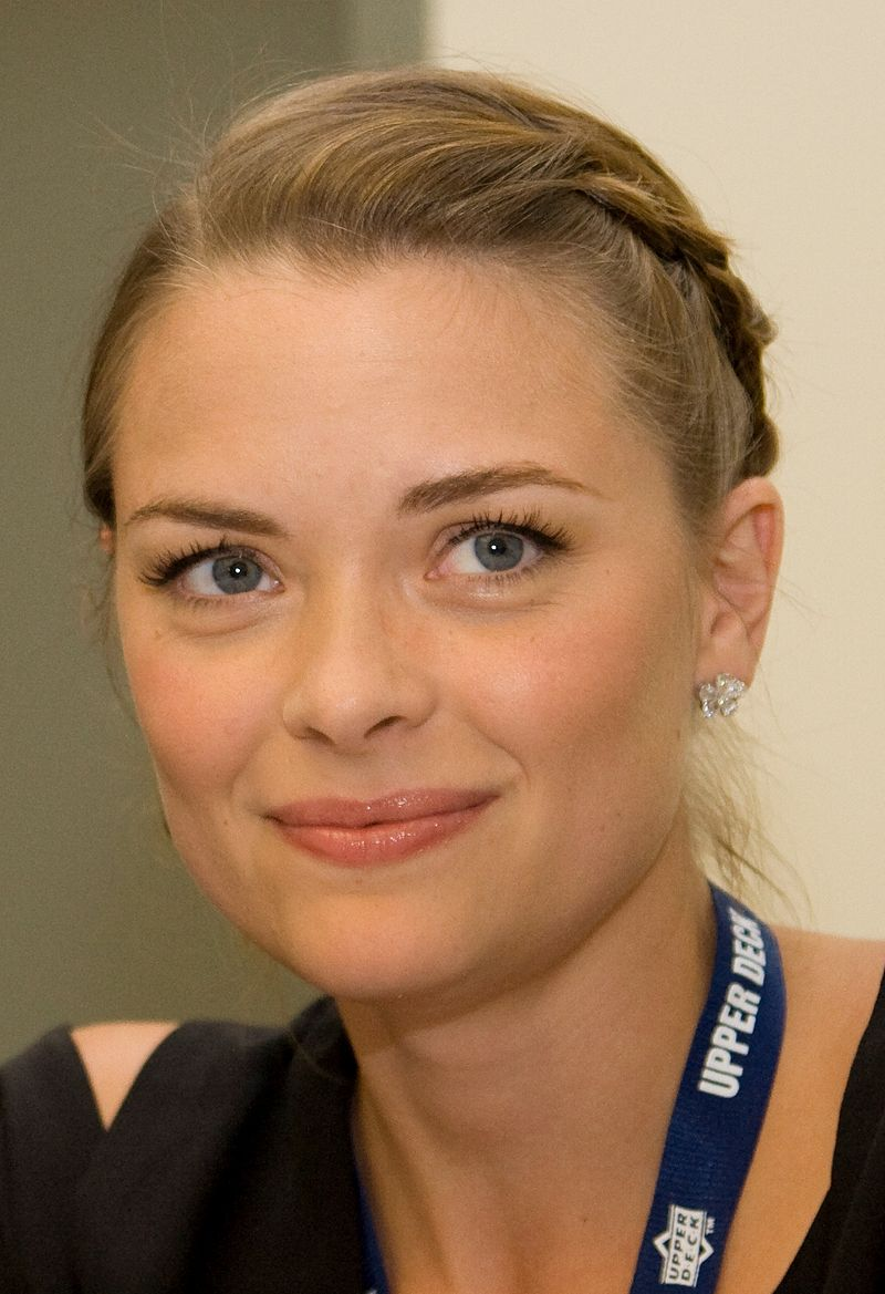 Jamie King at the San Diego Comic-Con in 2008 | Source: Wikimedia