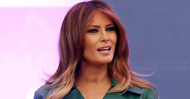 Melania Trump's Stunning Outfit Costs for This Month Revealed