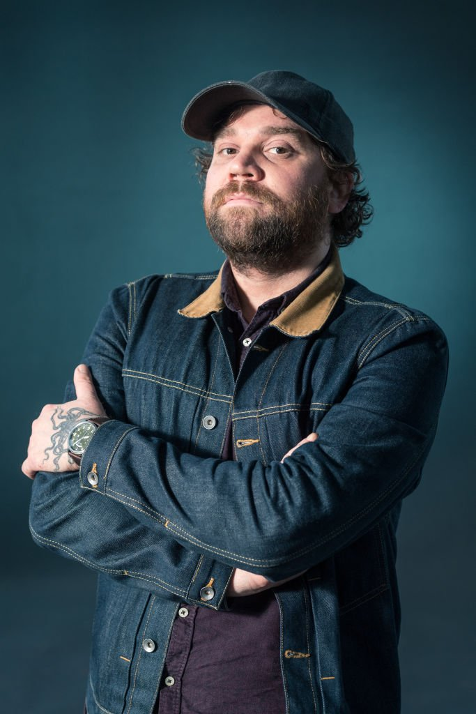 Scott Hutchison, member of indie rock band Frightened Rabbit, attends a photocall during the annual Edinburgh International Book Festival at Charlotte Square Gardens | Getty Images