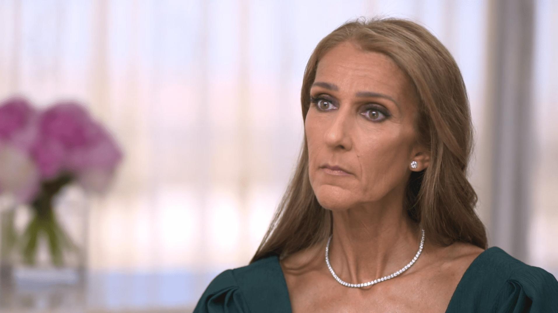 Céline Dion donne des conseils aux personnes endeuillées par le décès de son mari | GMA : Youtube