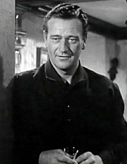 John Wayne from the trailer for the film Wake of the Red Witch. | Source: Wikimedia Commons