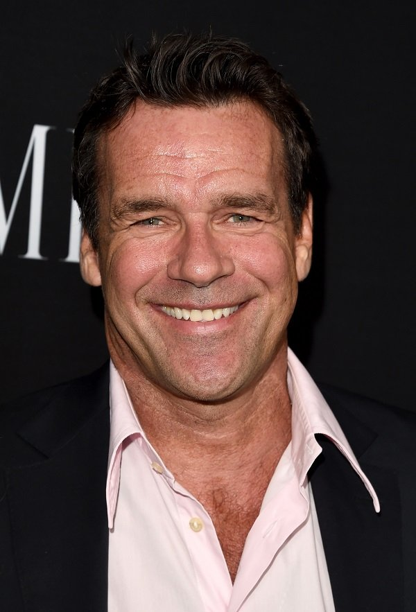 David James Elliott on October 27, 2015 in Beverly Hills, California | Source: Getty Images