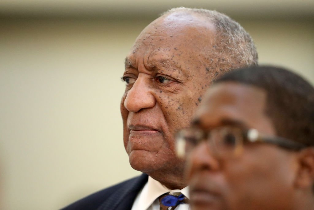 Bill Cosby at the Montgomery County Courthouse, during his sexual assault trial sentencing September 24, 2018 in Norristown, Pennsylvania. | Photo: GettyImages