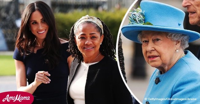 Meghan Markles Mutter in Kalifornien gesehen trotz Gerüchten, dass sie Weihnachten mit der Queen feiern wird