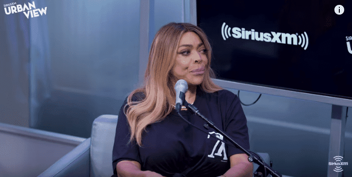 "Wendy Williams adamantly saying ""No"" to getting back with ex-husband Kevin Hunter on The Karen Hunter Show 