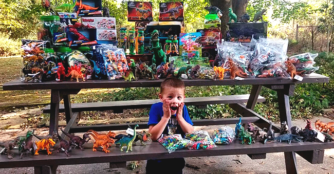 5-Year-Old Boy Donates 3,000 Toys to Penn State Children's Hospital Where He Was Treated for Cancer
