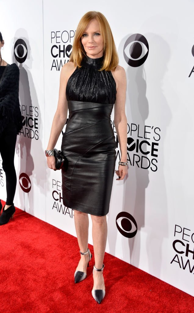 Actress Marg Helgenberger attends The 40th Annual People's Choice Awards at Nokia Theatre L.A. Live | Getty Images / Global Images Ukraine
