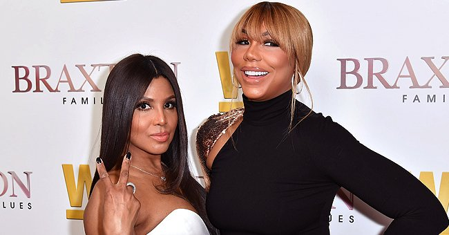Check Out the Throwback Photo That Has Toni Braxton Wishing for Another 'Sister Trip'
