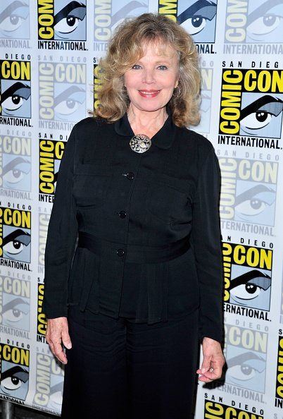 Marta Kristen at Hilton Bayfront on July 10, 2015 | Photo: Getty Images