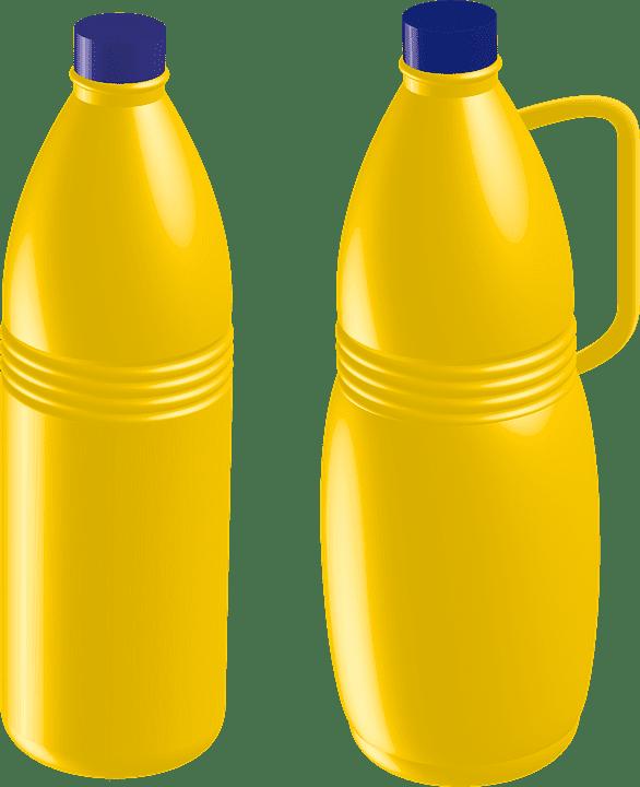 Bouteille de l'eau de javel | Photo : Pixabay