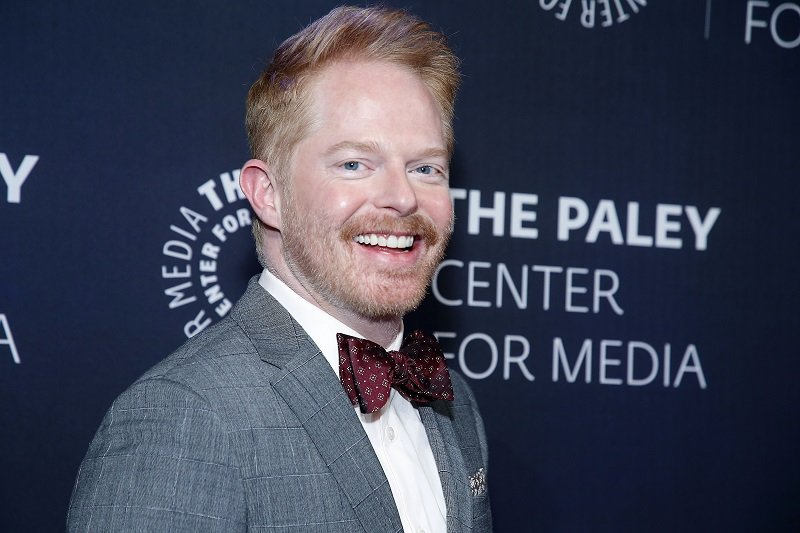 Jesse Tyler Ferguson on May 15, 2019 in New York City | Photo: Getty Images