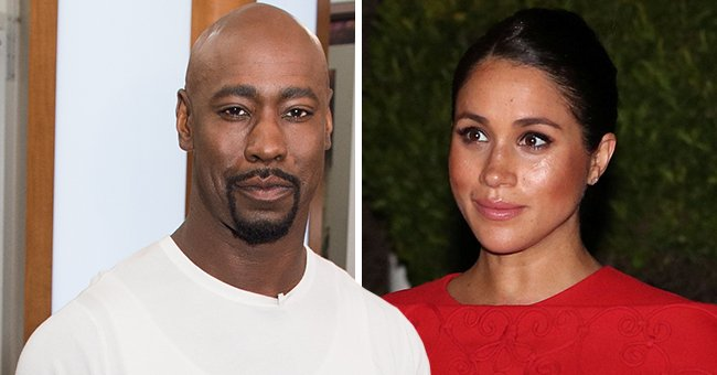 ET: D B Woodside Says Former Co-star Meghan Markle Is Not the Kind of Woman to Be Messed With