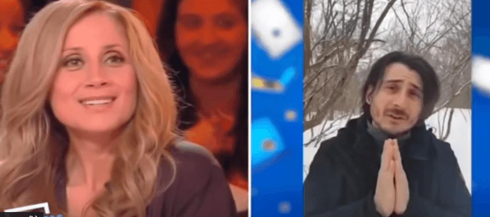 Lara Fabian sur le plateau de TPMP, le 14 mars 2019. | Photo : Youtube/Touche pas à mon poste !