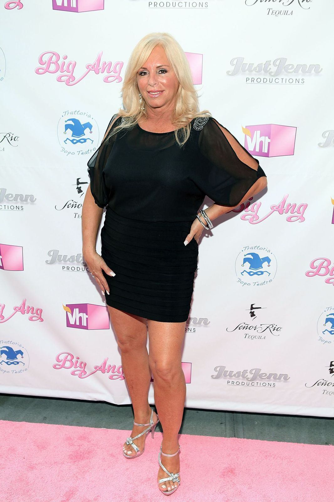 "Linda Torres at the ""Big Ang"" New York Screening on July 8, 2012 
