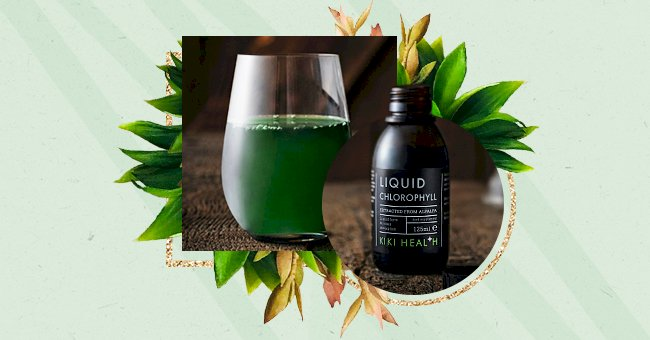 A Glimpse Into The Chlorophyll Trend Taking Over Social Media